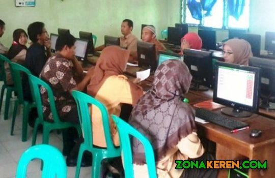 Latihan Soal UKG 2019 Bahasa Inggris SMA Terbaru Online