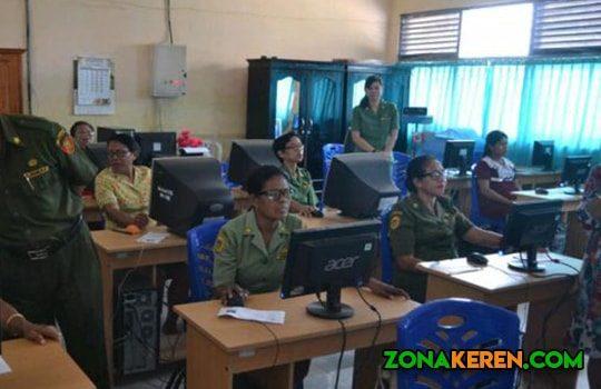 Latihan Soal UKG 2019 Kehutanan SMK Terbaru Online