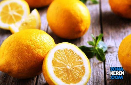 Harga Lemon per Kg Terbaru Maret 2021