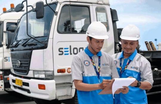 Jasa Logistik dan Pengiriman Cargo SELOG dari SERA Astra