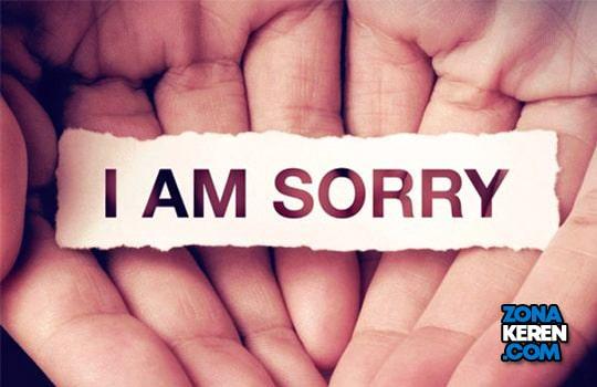 Caption Kata Bijak Minta Maaf Bahasa Inggris Apology Quotes Terbaru Arti Terjemahan Im Sorry