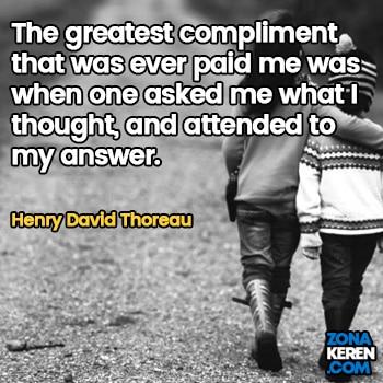 Gambar Caption Kata Bijak Bahasa Inggris Awal Bulan Persahabatan Friendship Quotes Arti Terjemahan Henry David Thoreau