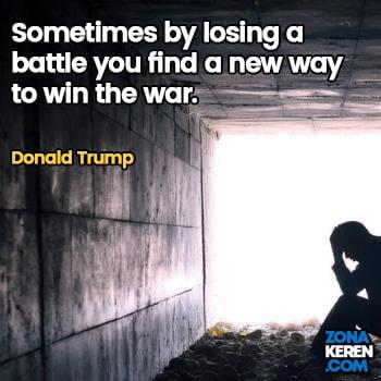 Gambar Caption Kata Bijak Kegagalan Bahasa Inggris Failure Quotes Arti Terjemahan Donald Trump