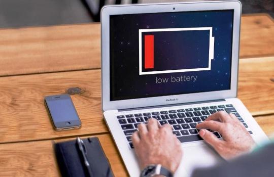 Tips Menghemat Baterai Laptop Agar Tidak Cepat Habis
