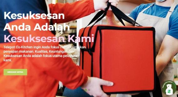 Telepot Cloud Kitchen Indonesia
