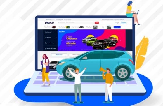 Beli Mobil Bekas di Seva.id