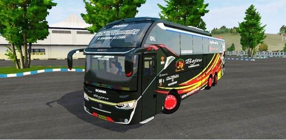 SR2 XHD Scania K410iB